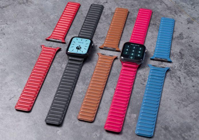 Aspettando Apple, svelati in rete i nuovi cinturini in pelle per Apple Watch