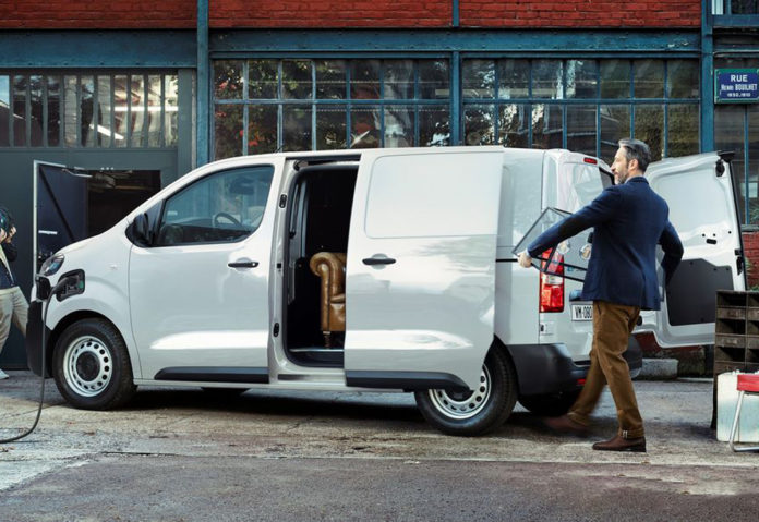 Il nuovo ë-Jumpy di Citroën: tuttofare in modalità elettrica