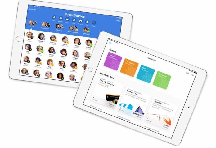 In arrivo aggiornamenti di Apple per le app dedicate a scuole e insegnanti