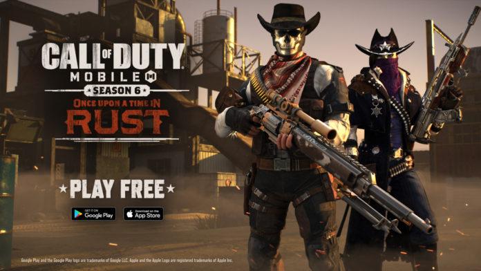 Call of Duty Mobile porta nel selvaggio West con la stagione 6 su iPhone e Android