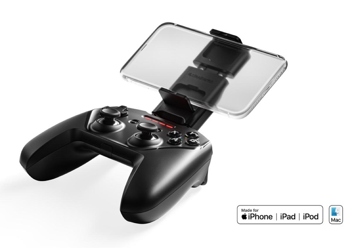 SteelSeries Nimbus+ è il joypad con 50 ore di autonomia per gli utenti Apple