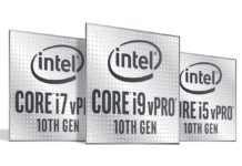 Presentate nuove CPU Intel Core vPro di decima generazione
