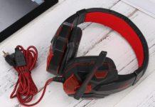 Cuffie gaming e per video conferenze a soli 18 € con spedizione gratis dall'Italia