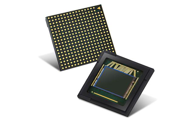 L'ultimo sensore per smartphone Samsung promette velocità di messa come le DSLR