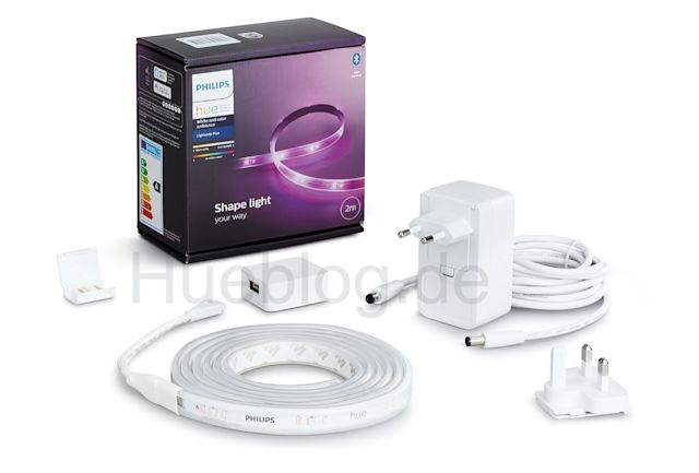 In arrivo nuove Philips Lightstrip Plus e Hue Bloom