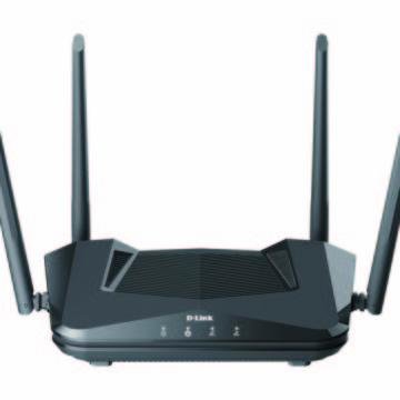 D-Link, due nuovi router con Wi-Fi 6 per la smart home