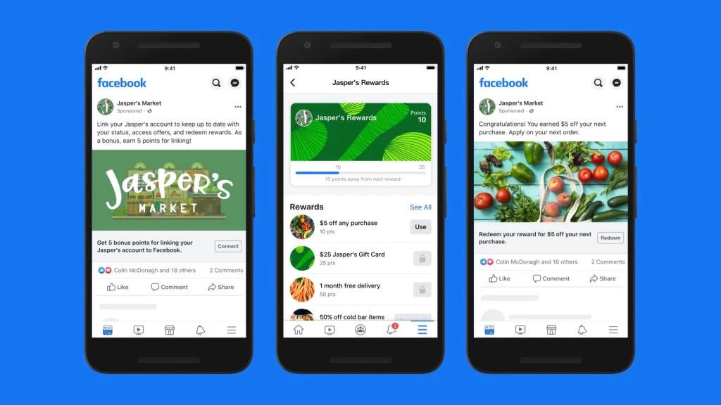 Facebook Shops trasformerà le pagine business in negozi online
