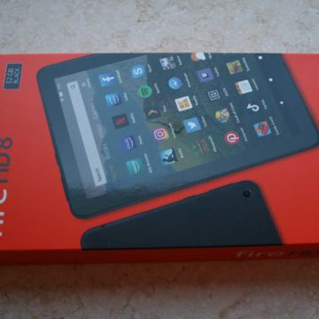 Amazon fire HD 8 10a generazione, il tablet a prezzi accessibili