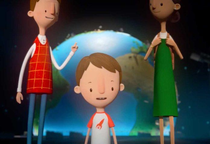 Un nuovo spot dedicato a AppleTV+ per i bambini
