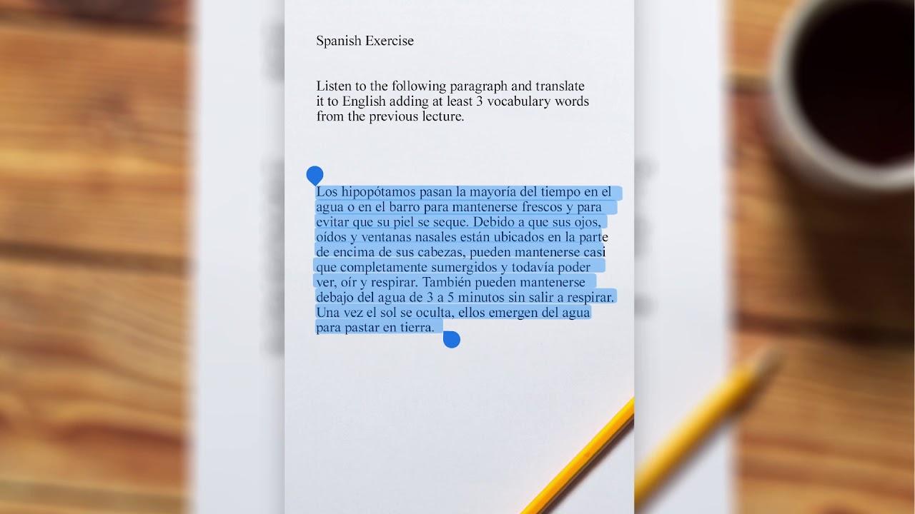 Google Lens si aggiorna: ora riconosce ora la scrittura a mano libera