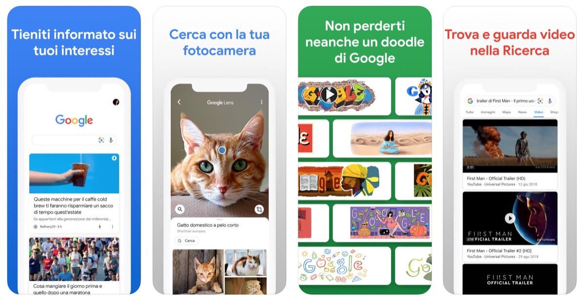 L'app di ricerca di Google ora ha la modalità scura