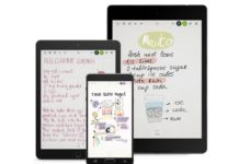 Wacom offre gratis le funzioni premium dell'app Bambook Paper
