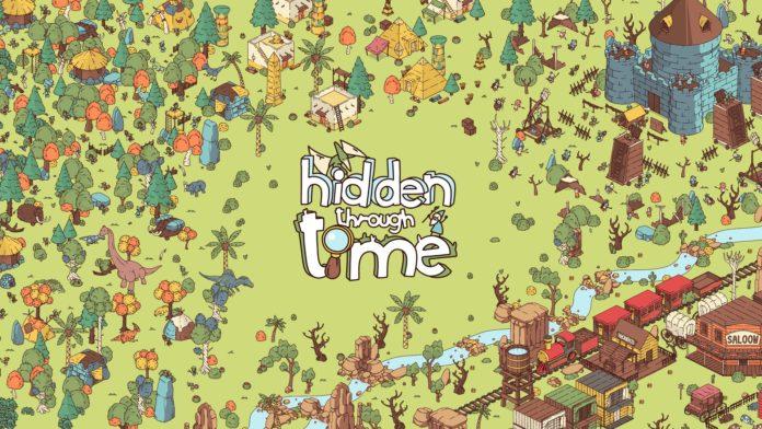 Hidden Through Time: perché ritrovare gli oggetti nascosti è un vero piacere, anche su iOS e Mac