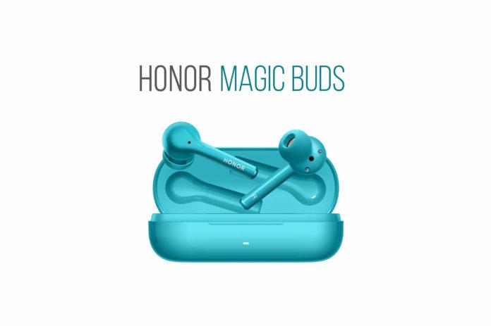 Honor lancia Magic Earbuds, le prime cuffie wireless del brand