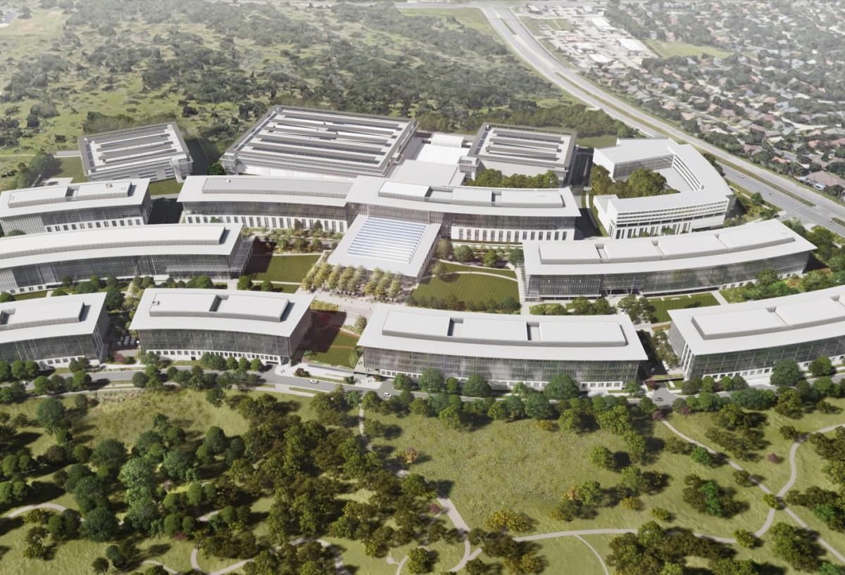 Apple è avanti, il primo hotel Apple sorgerà nel Campus di Austin, Texas