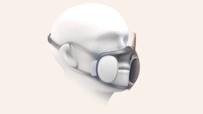 Ecco la maschera N95 amica del Face ID