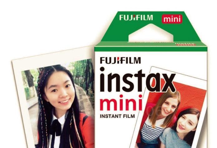 Pellicole Fujifilm Instax Mini in kit da 10, 40 e 50 a partire da soli 9,79 euro