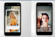 Instaz migliora le foto sull'iPhone con un semplice swipe