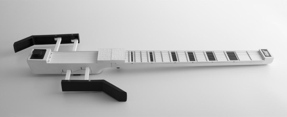 Jammy Evo, la chitarra MIDI questa volta ha senso