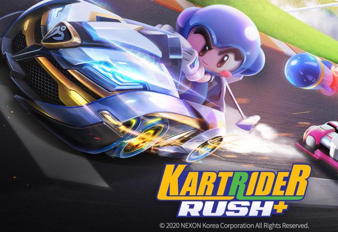 KartRider Rush+ arriva oggi