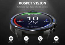 Zeblaze 3G e Kopset Vision 4G, due smartwatch dal look classico che possono anche telefonare a partire da appena 89,88 ero