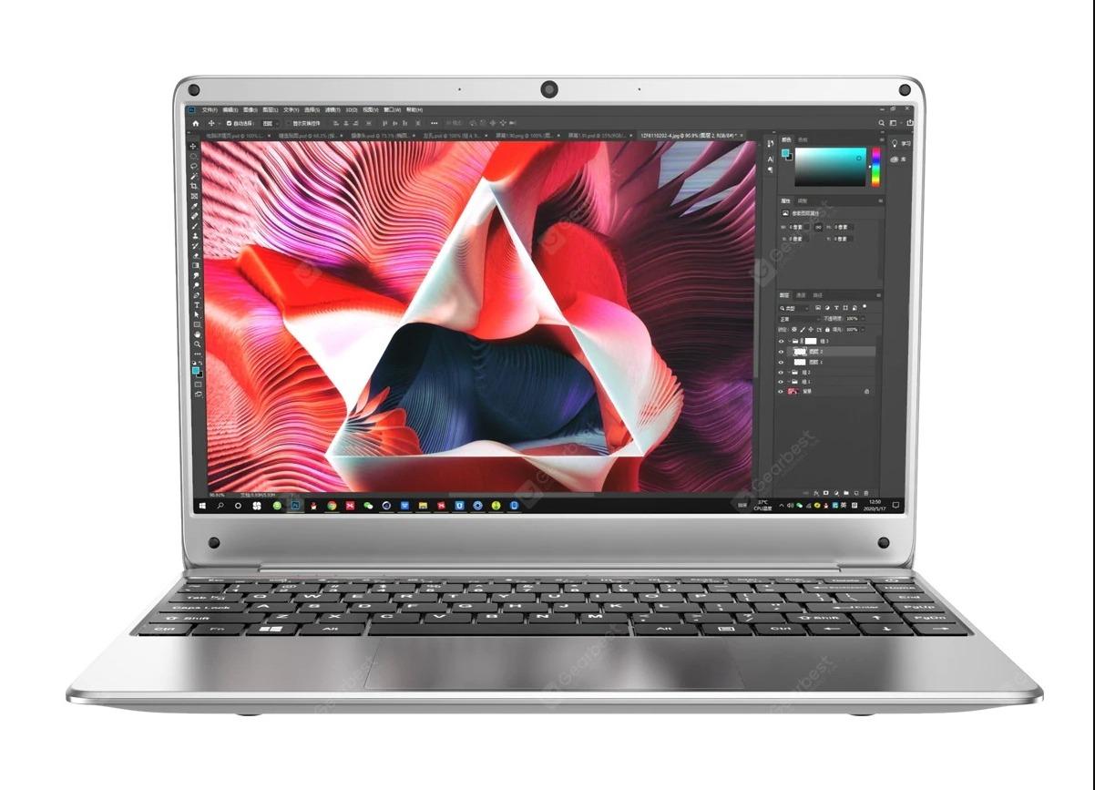 KUU Kbook, ecco il laptop con CPU Intel e 8 GB RAM in offerta a partire da 177 euro con coupon