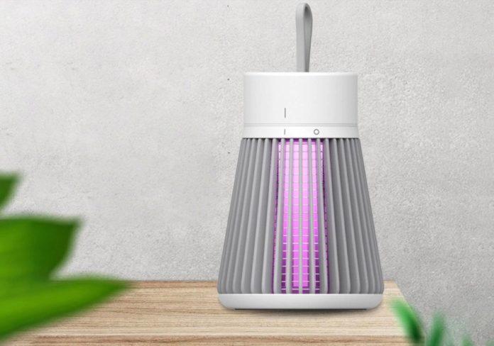 Estate senza zanzare con questa lampada a 14,91 euro