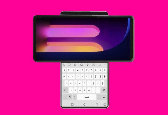 LG Wing sarà un Android sorprendente con schermo rotante