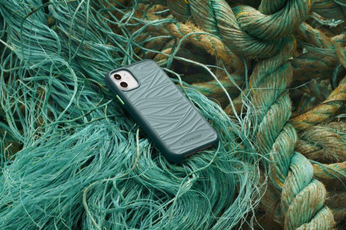 Lifeproof Wake, la custodia che protegge sia il telefono che l'ambiente