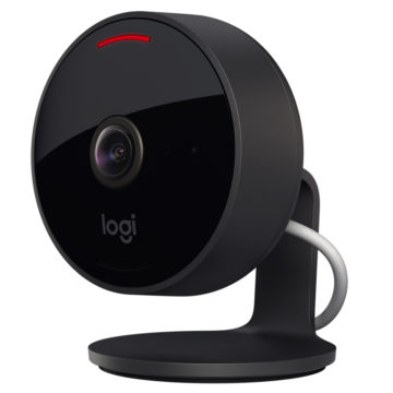 Presentata Logitech Circle View con supporto HomeKit Secure Video