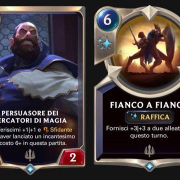 E' arrivato Legends of Runeterra, lo strategico di carte per iPhone, iPad, Androd e PC