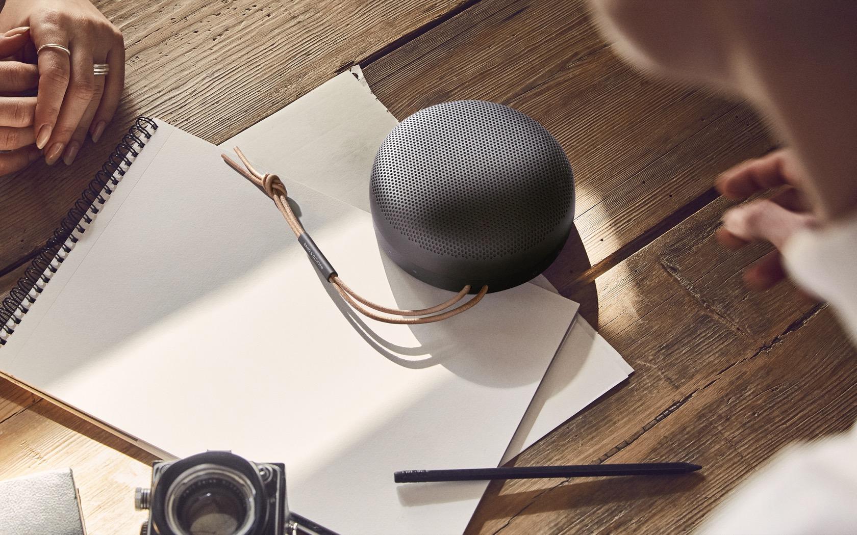 Beosound A1 sarà il piccolo speaker di Bang & Olufsen con Alexa
