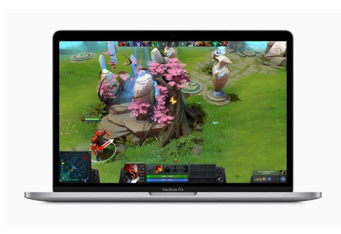 Primi benchmark MacBook Pro 13″ 2020