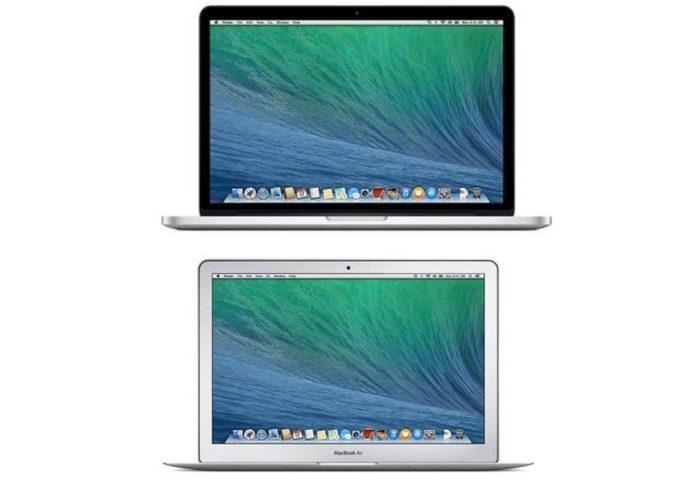 """I MacBook Air e MacBook Pro 2013 e 2014 ora sono considerati """"obsoleti"""" da Apple"""