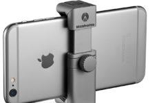 Recensione Manfrotto Clamp universale per smartphone, diamo all'iPhone il suo supporto professionale