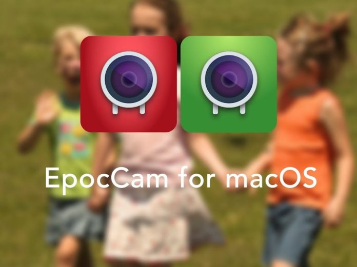 Con EpocCam trasformi il tuo iPhone o iPad in webcam per Mac e PC