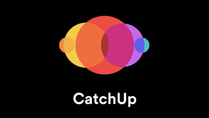 Facebook lancia Catchup, l'app per le chiamate audio