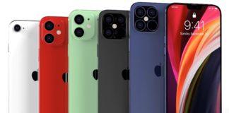 Nuovi dettagli sui display OLED di iPhone 12