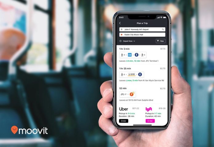 Inel ha confermato l'acquisizione di Moovit e l'app per la mobilità urbana