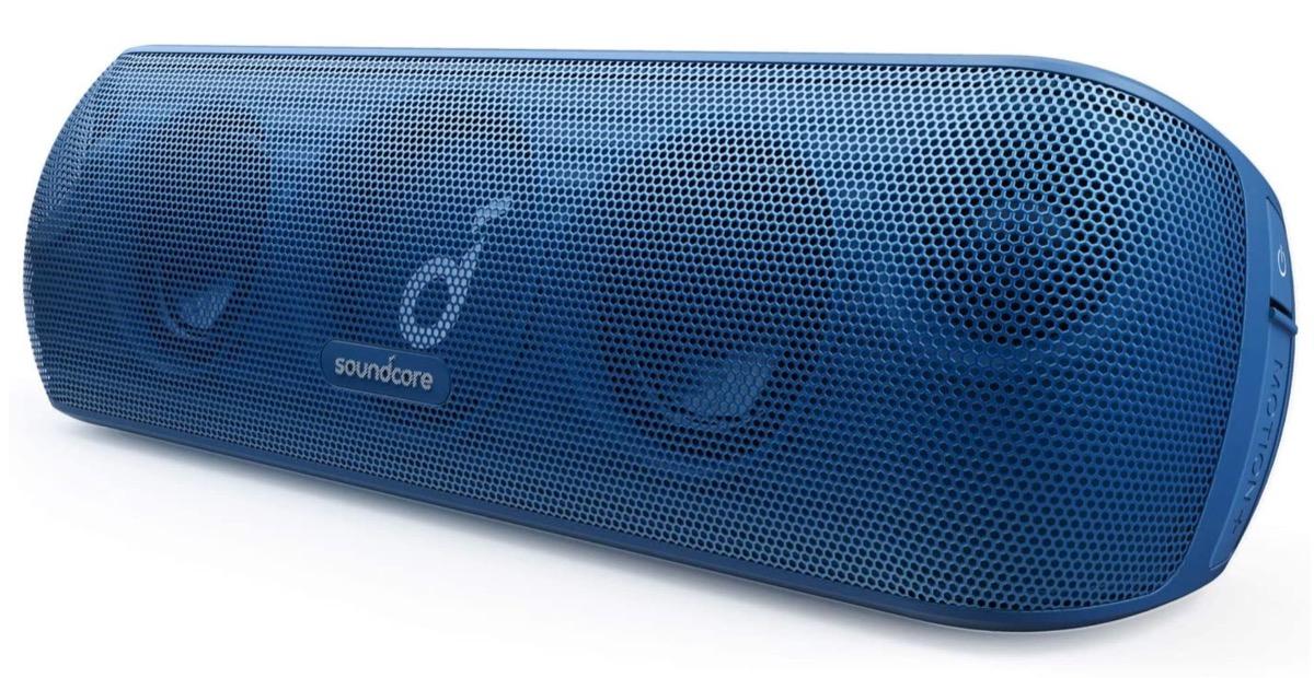 Anker Soundcore Motion+, speaker Bluetooth 30W con BassUp a 79,99 euro per poche ore