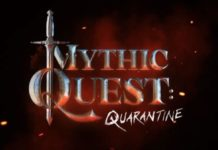 Una puntata dalla quarantena per il cast di Mythic Quest di Apple TV+