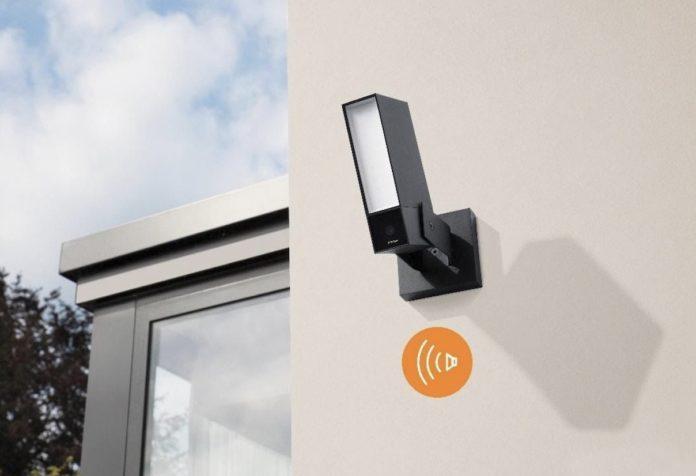 Netatmo aggiunge la sirena alla Videocamera Esterna Intelligente