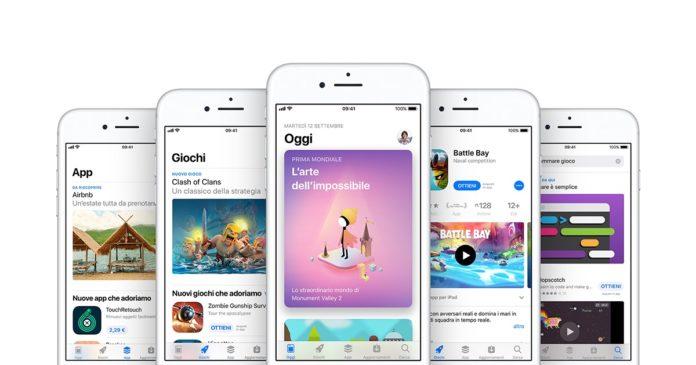 Questo weekend su App Store, giochi e app tricolore