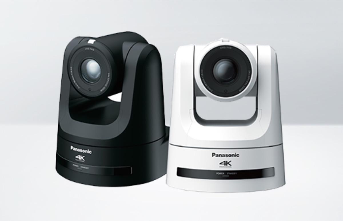 Panasonic UE100, la telecamera PTZ per le produzioni live in 4K