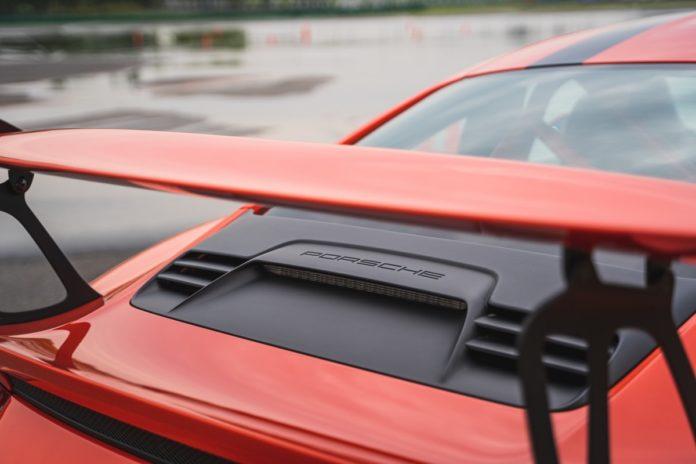 L'app di Porsche ora mostra i tempi sul giro su CarPlay