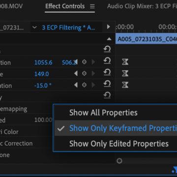 [NDA fino alle ore 15 di 19/05/2020] Adobe: aggiornamenti per Premiere Pro, After Effects, Audition, Character Animator