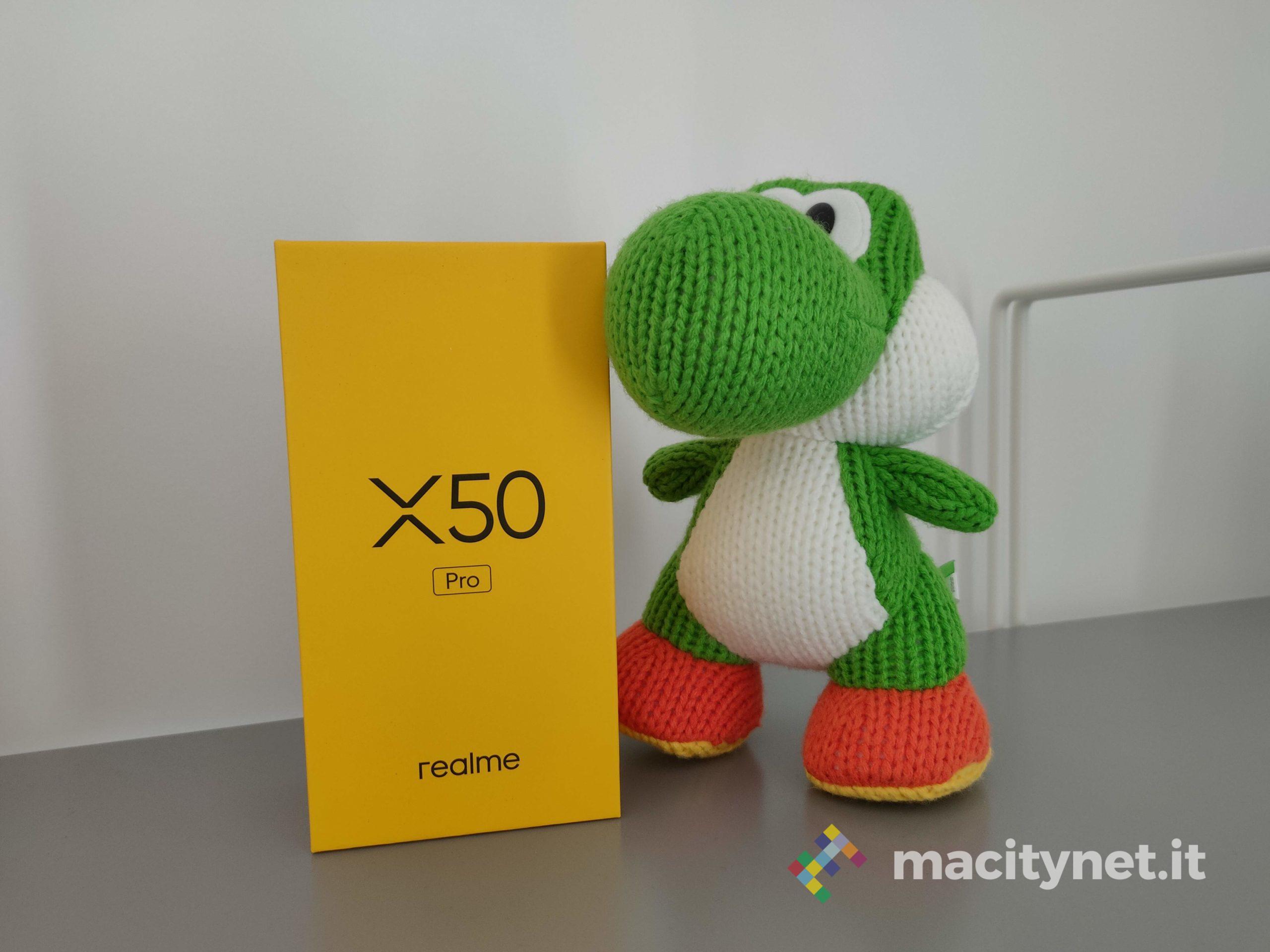 Realme X50 Pro, come scatta le foto