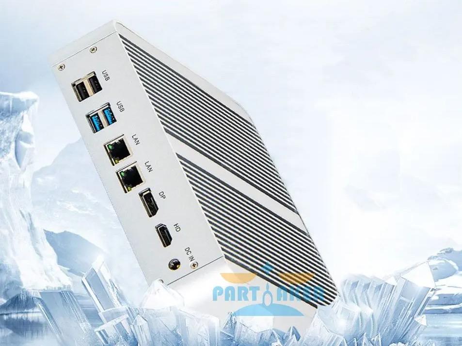 Partaker, il mini PC mostruoso con i7 e 16 GB di RAM in offerta a 457,22 euro con codice sconto