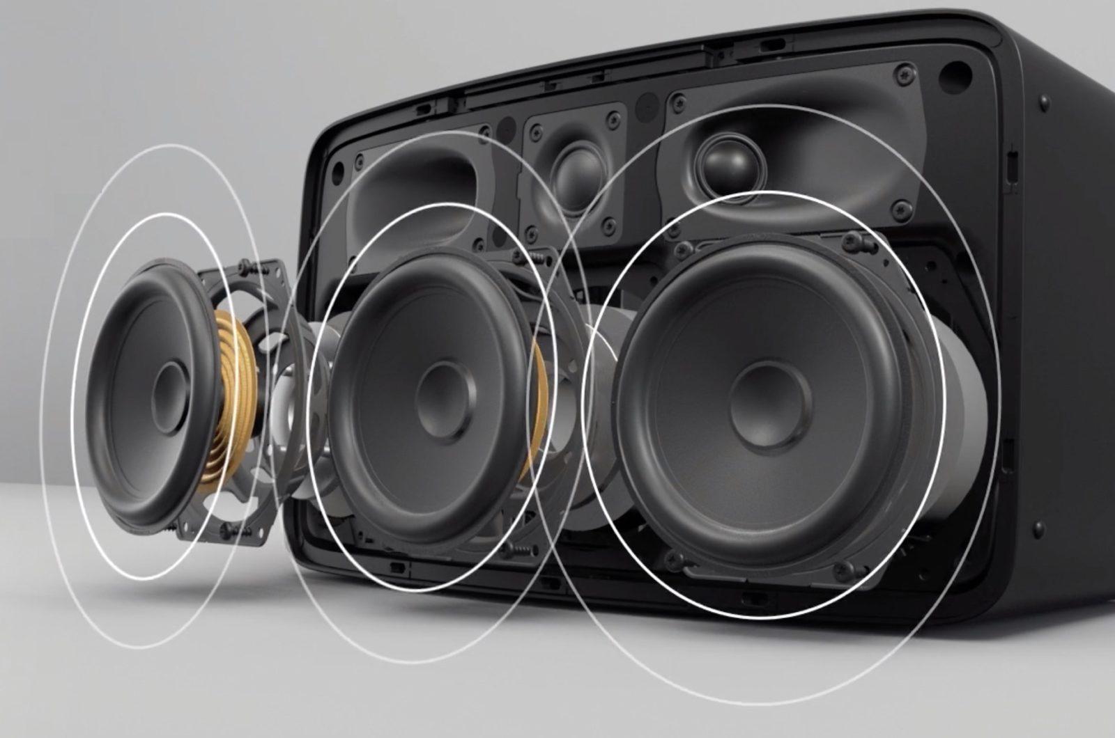 Sonos Five: potenza compatta e versatile da solo o in coppia con ...