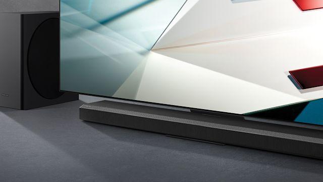Le nuove soundbar Samsung supportano Alexa e vedono gli oggetti